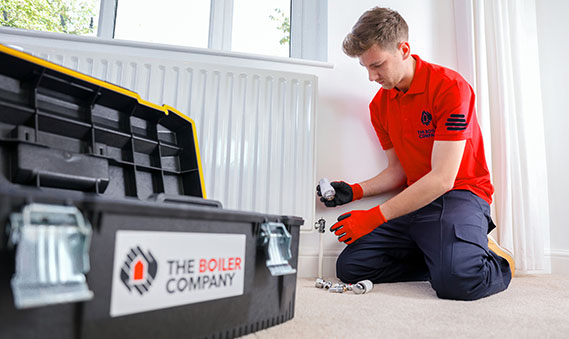Power Flush your Central Heating System